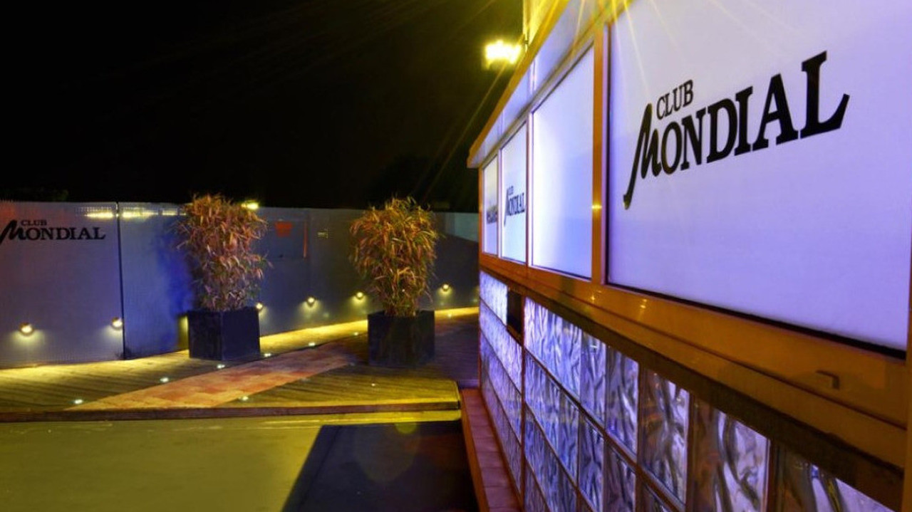 Sauna club mondial
