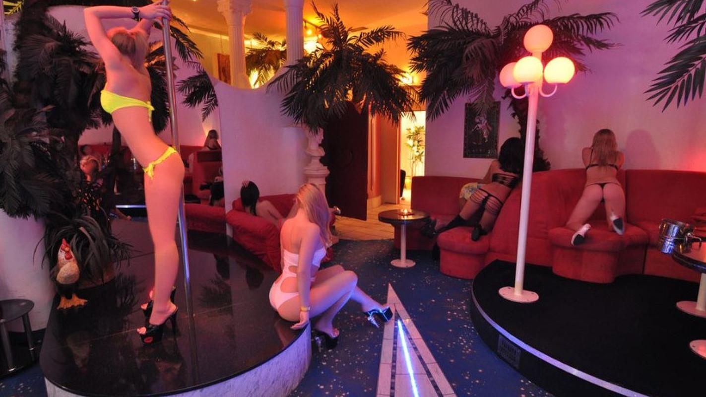 Sauna club bayern
