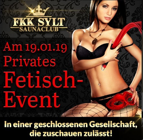 Fetisch Event im Sauna / FKK Club FKK Sylt Nürnberg (D) in Nürnberg