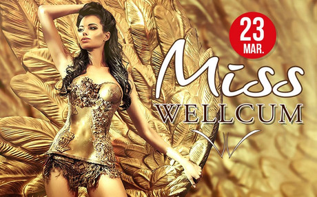 Miss Wellcum im Sauna / FKK Club Wellcum Hohenthurn/Villach (A) in Hohenthurn