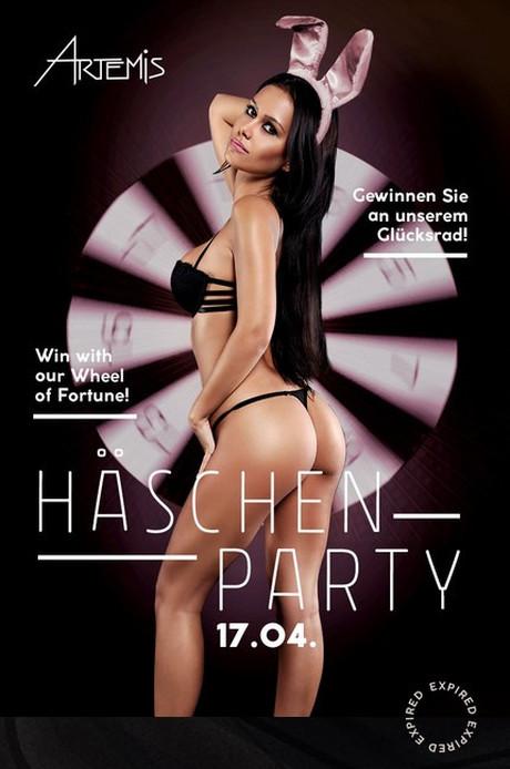Häschen Party im Sauna / FKK Club FKK Artemis Berlin (D) in Berlin