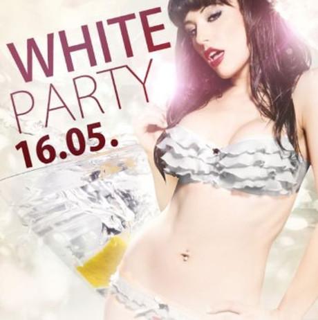 White Party im Sauna / FKK Club FKK Mystic Wals/Salzburg (A) in Wals