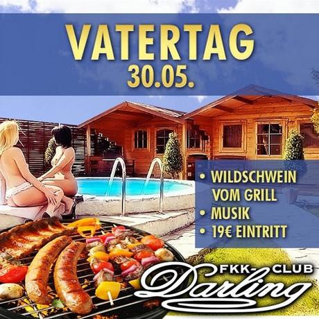 Vatertag FKK Darling im Sauna / FKK Club FKK Darling Nidderau/Frankfurt (D) in Nidderau