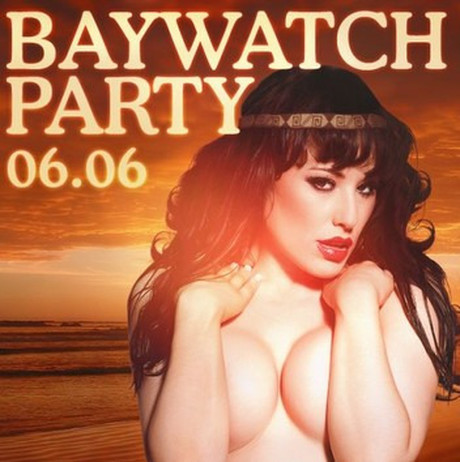 Baywatch Party im Sauna / FKK Club FKK Mystic Wals/Salzburg (A) in Wals
