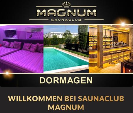 Neueröffnung am 14.06.2019 im Magnum Saunaclub Dormagen (D