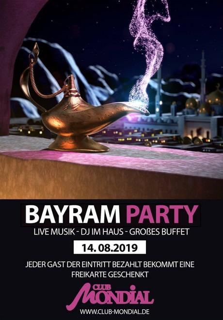 Bayram Party im Sauna / FKK Club Mondial Köln (D) in Köln