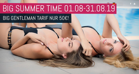 Big Summer Time im Sauna / FKK Club 5. Element Eichenzell/Fulda (D) in Eichenzell