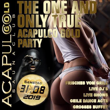 Acapulco Gold Party im Sauna / FKK Club Acapulco Gold Ratingen/Düsseldorf (D) in Ratingen (D)