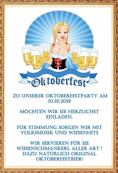 Oktoberfest FKK Amore im Sauna / FKK Club FKK Amore Freinberg (A)/Passau in Haibach-Oberhaibach bei Freinberg