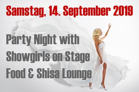 Party Night im Sauna / FKK Club El Harem Kirchberg (CH) in Kirchberg