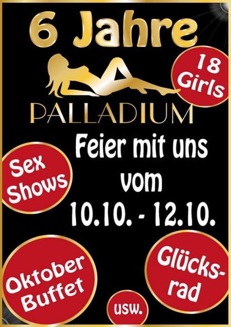 6th Birthday Party im Sauna / FKK Club Palladium Au (CH) in Au
