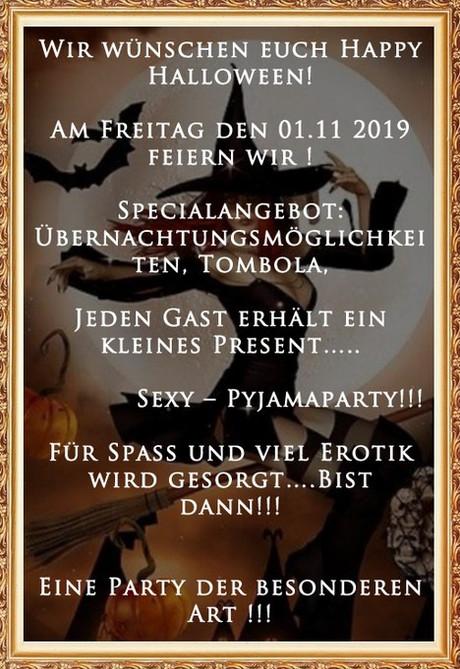 Halloween FKK Amore im Sauna / FKK Club FKK Amore Freinberg (A)/Passau in Haibach-Oberhaibach bei Freinberg