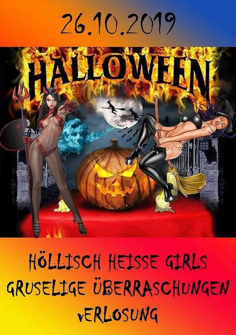 Halloween FKK Tantra im Sauna / FKK Club FKK Tantra Kaiserslautern (D) in Kaiserslautern
