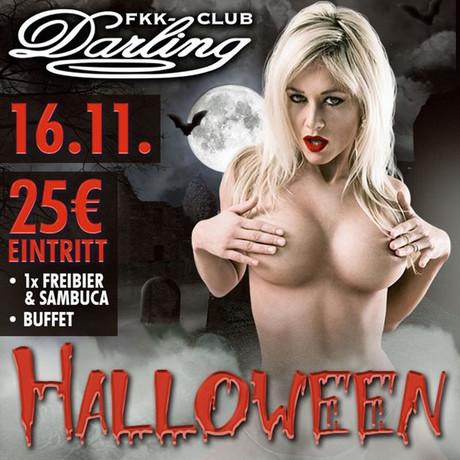 Halloween FKK Darling im Sauna / FKK Club FKK Darling Nidderau/Frankfurt (D) in Nidderau