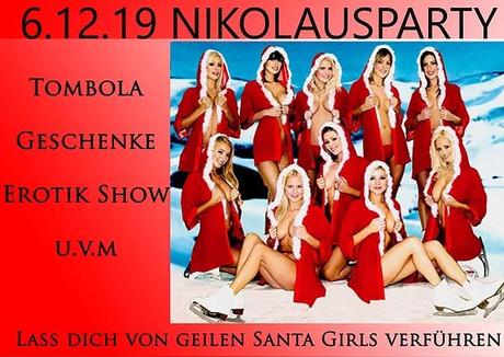Nikolaus Party FKK Tantra im Sauna / FKK Club FKK Tantra Kaiserslautern (D) in Kaiserslautern