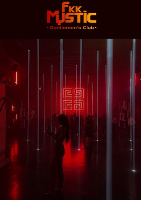 Neon Party im Sauna / FKK Club FKK Mystic Wals/Salzburg (A) in Wals