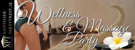 Wellness & Massage Party im Sauna / FKK Club Xanten (D) in Xanten