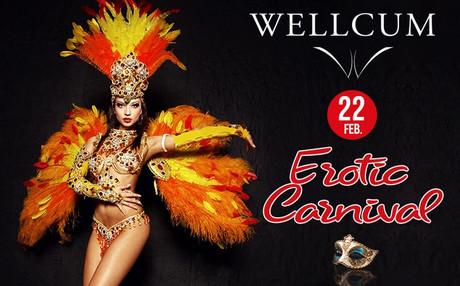 Erotic Carnival Wellcum im Sauna / FKK Club Wellcum Hohenthurn/Villach (A) in Hohenthurn