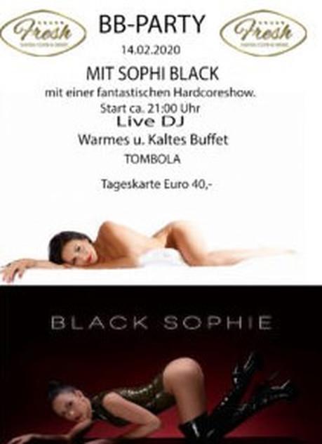 Bad Bitch Party im Sauna / FKK Club Fresh Wien (A) in Wien