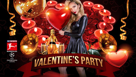 Valentine's Party im Sauna / FKK Club Tutti Frutti Alfter/Bonn (D) in Alfter