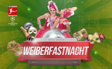 Weiberfastnacht im Sauna / FKK Club Tutti Frutti Alfter/Bonn (D) in Alfter