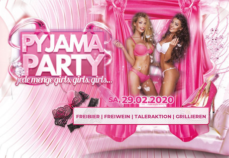 Pyjama Party im Sauna / FKK Club FKK Neuenhof (CH) in Neuenhof