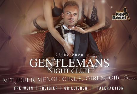 Gentlemen's Night Club im Sauna / FKK Club FKK Basel (CH) in Basel