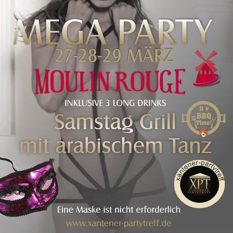 Moulin Rouge im Sauna / FKK Club Xanten (D) in Xanten