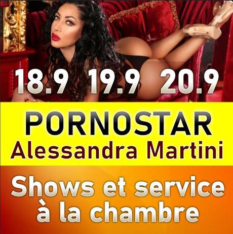 Pornostars im Aphrodite  im Sauna / FKK Club Aphrodite Roche VD (CH) in Roche VD
