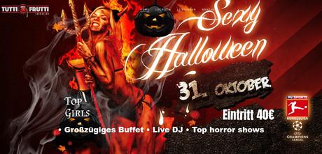 Halloween Tutti Frutti  im Sauna / FKK Club Tutti Frutti Alfter/Bonn (D) in Alfter