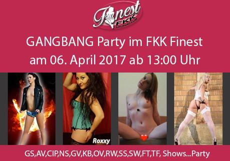 Gangbang Party Bonn
