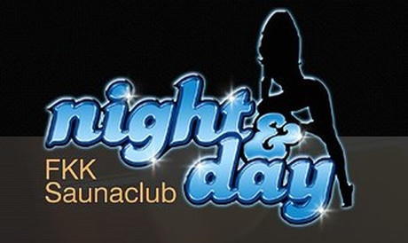 Amy Shine im Sauna / FKK Club FKK Night & Day Bürstadt (D) in Bürstadt