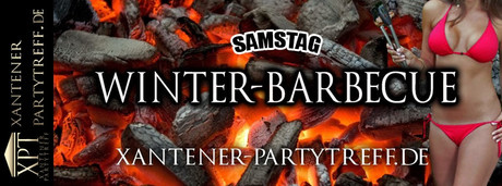 Winter BBQ im Sauna / FKK Club Xanten (D) in Xanten