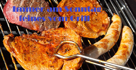BBQ im Sauna / FKK Club FKK Plan B Windisch/Brugg (CH) in Windisch AG