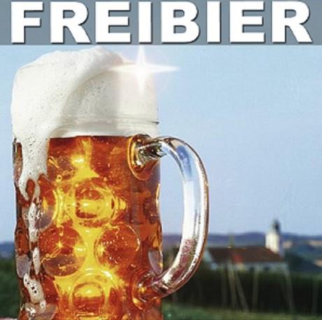 Freibier im Sauna / FKK Club FKK Sudfass Oase München (D) in München