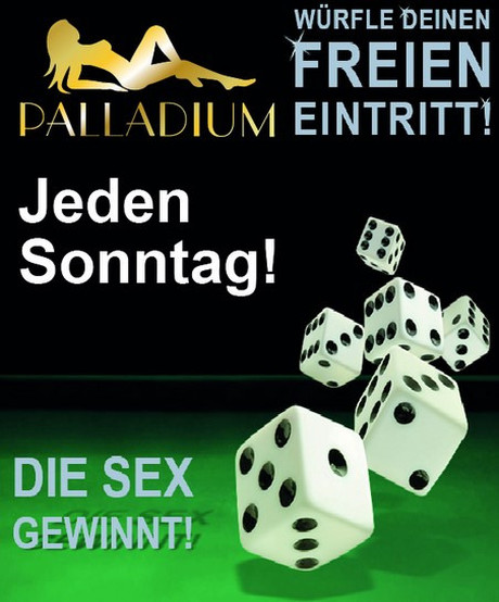 Double 6 im Sauna / FKK Club Palladium Au (CH) in Au