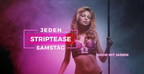 Strip Show im Sauna / FKK Club Yasmin Melle/Osnabrück (D) in Melle