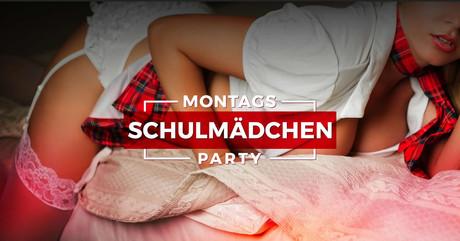 Schoolgirl Party im Sauna / FKK Club Yasmin Melle/Osnabrück (D) in Melle