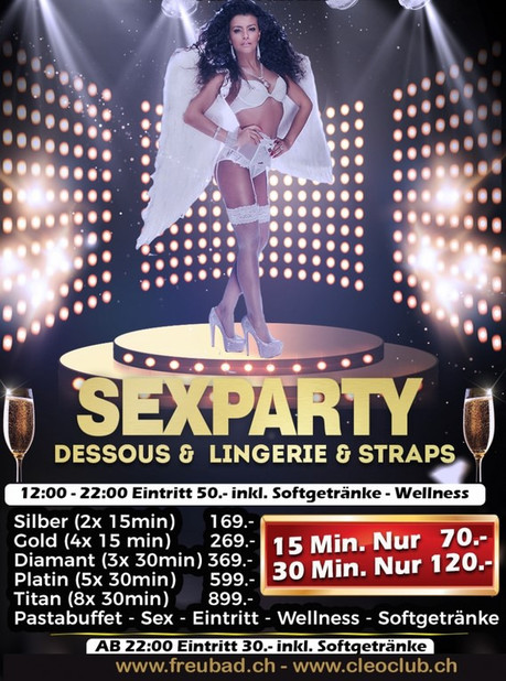 Discount Day im Sauna / FKK Club FKK Freubad Recherswil (CH) in Recherswil