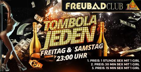Sex Tombola im Sauna / FKK Club FKK Freubad Recherswil (CH) in Recherswil