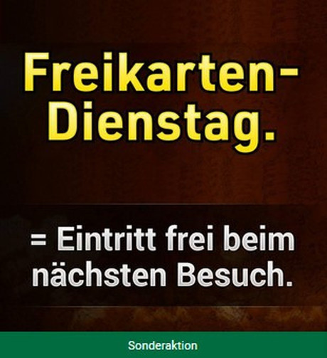 Free Ticket im Sauna / FKK Club Olymp Oberbuchsiten (CH) in Oberbuchsiten