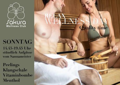 Wellness Day im Sauna / FKK Club FKK Sakura Böblingen/Stuttgart (D) in Böblingen
