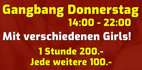 Gangbang im Sauna / FKK Club FKK Palace Root/Luzern (CH) in Root