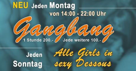 Dessous/Lingerie Day im Sauna / FKK Club FKK History Liestal/Basel (CH) in Liestal