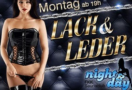 Lack- & Leder-Tag im Sauna / FKK Club FKK Night & Day Bürstadt (D) in Bürstadt