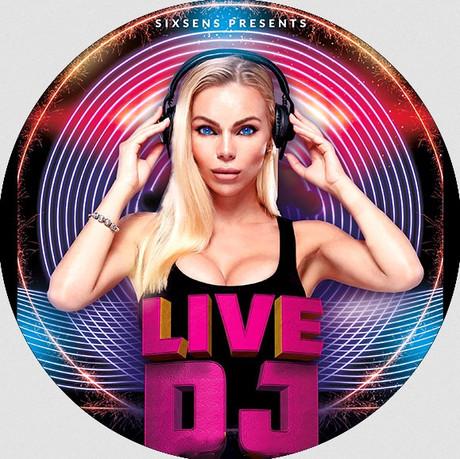 Live-DJ im Sauna / FKK Club Sixsens Vaals-Lemiers (NL) /Aachen in Lemiers