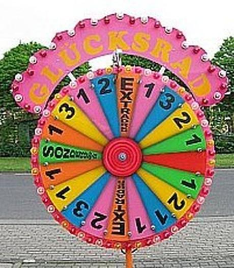 Wheel of Fortune im Sauna / FKK Club FKK Mystic Wals/Salzburg (A) in Wals