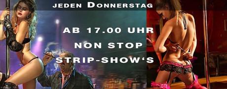 Strip Shows im Sauna / FKK Club FKK Plan B Windisch/Brugg (CH) in Windisch AG