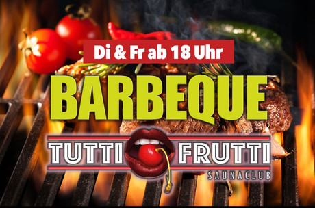 BBQ im Sauna / FKK Club Tutti Frutti Alfter/Bonn (D) in Alfter