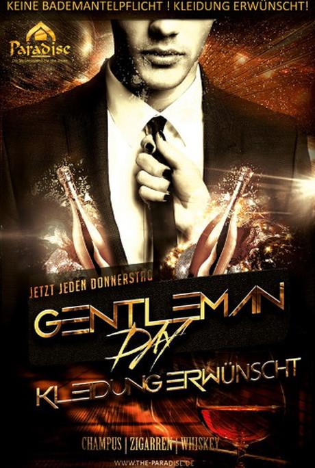 Gentleman's Day im Sauna / FKK Club The Paradise Stuttgart Leinfelden-Echterdingen (D) in Leinfelden-Echterdingen